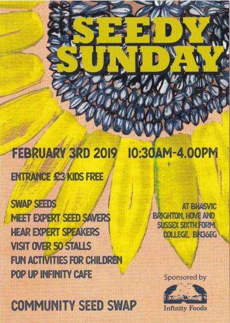 Seedy Sunday 2019