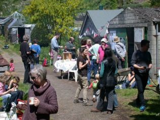 Roedale Allotment Society 80th Birthday