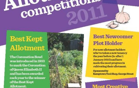 Allotment Competitions 2011