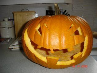 Pumpkin for Halloween | Diane D