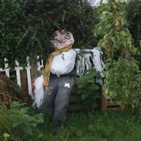 Children's Scarecrow competition - Winner