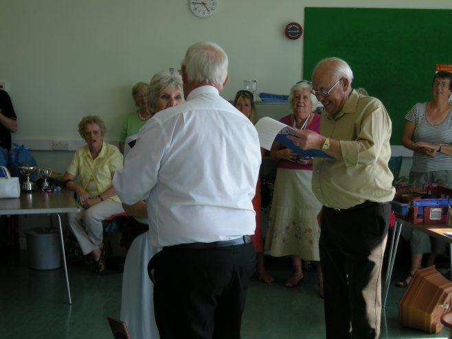 Patcham Horticultural Society show