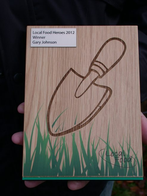 Local Food Hero 2012