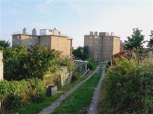 Gates to the Craven Vale site | Simon Tobitt