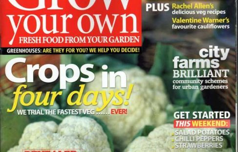 Grow Your Own Magazine