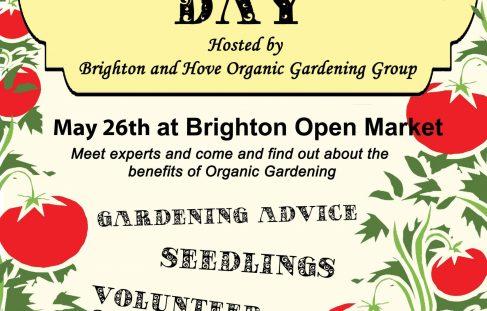 Organic Gardening day
