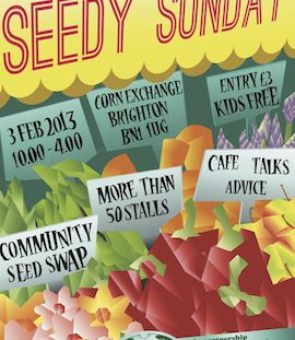 Seedy Sunday 2013