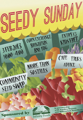 Seedy Sunday 2013