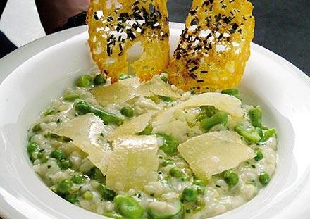 Risotto of Spring Vegetables